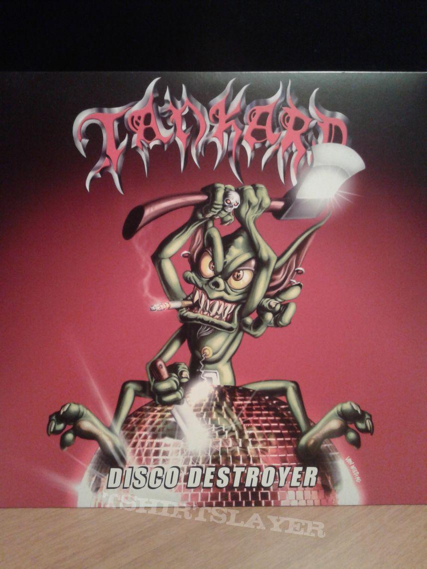 Tankard – Disco Destroyer (Red Lp)