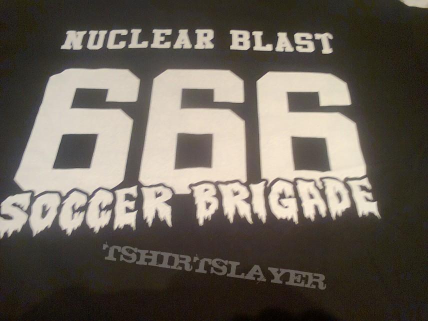 TShirt or Longsleeve - Nuclear Blast