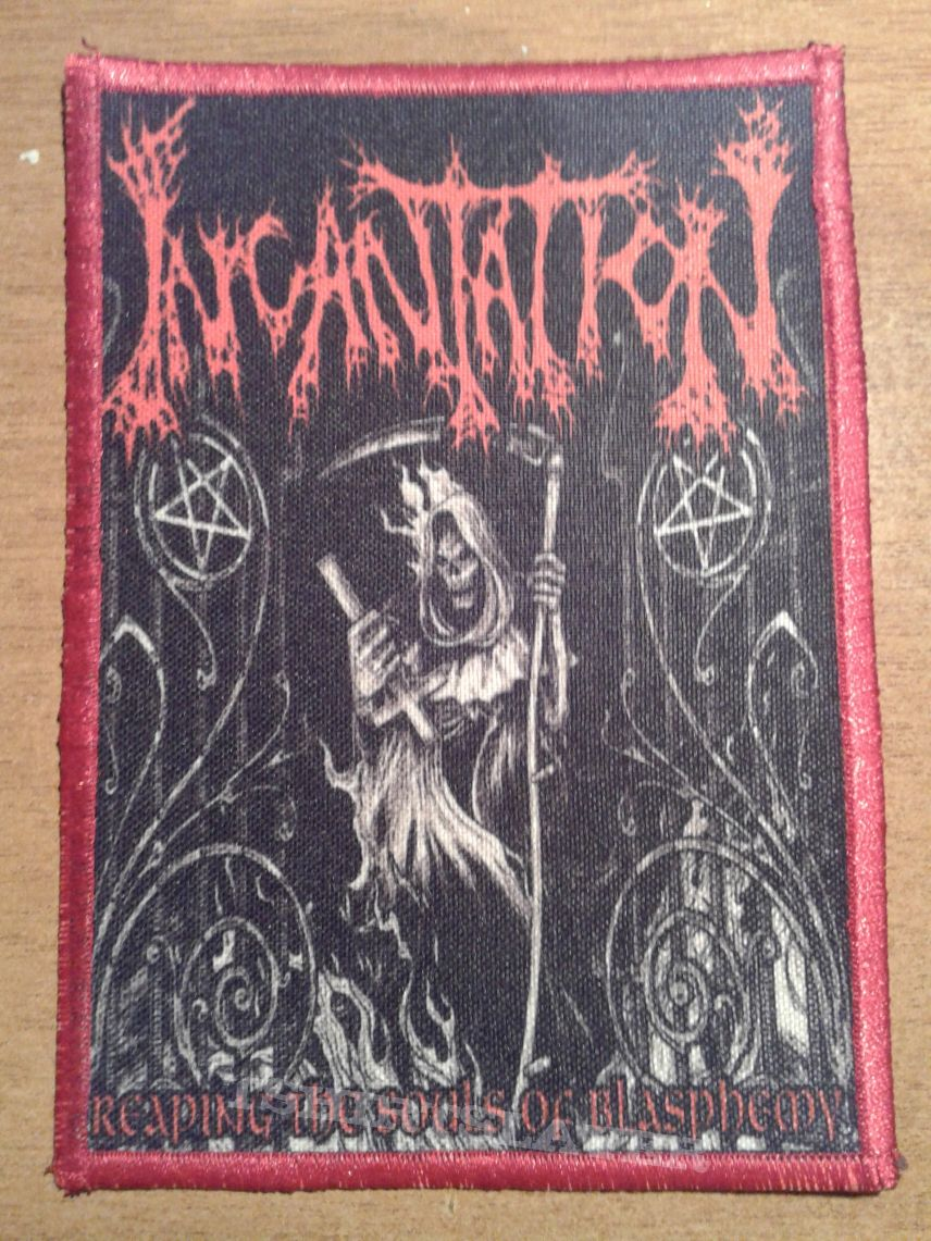 Incantation Reaping the Souls of Blasphemy Patch
