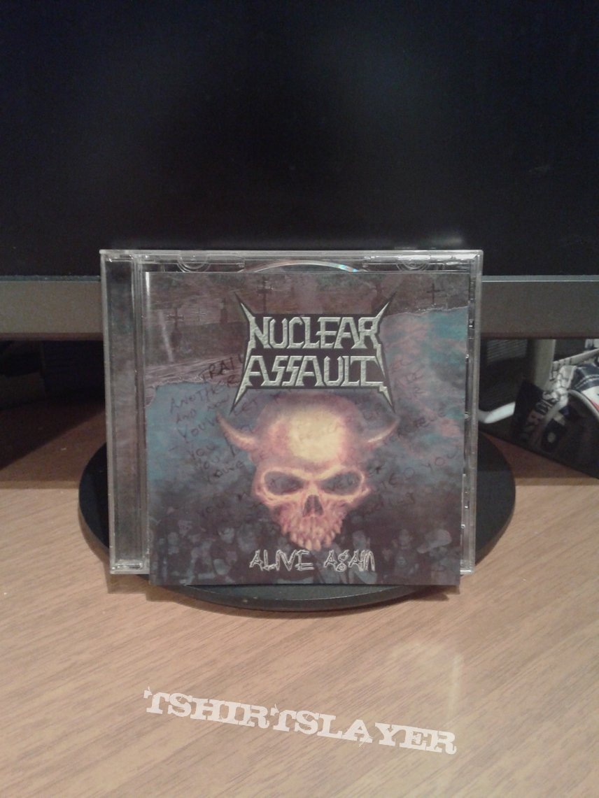 Nuclear Assault ‎– Alive Again