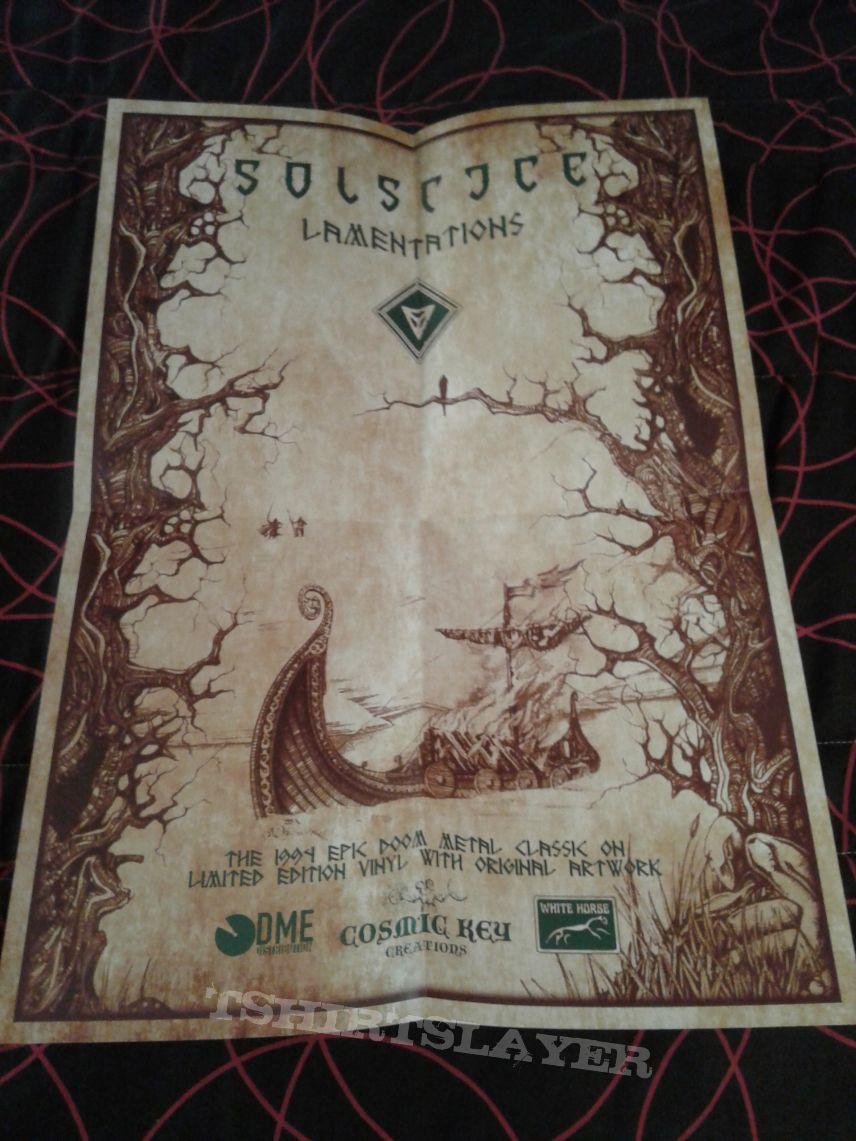 Solstice – Lamentations Bronze Lp