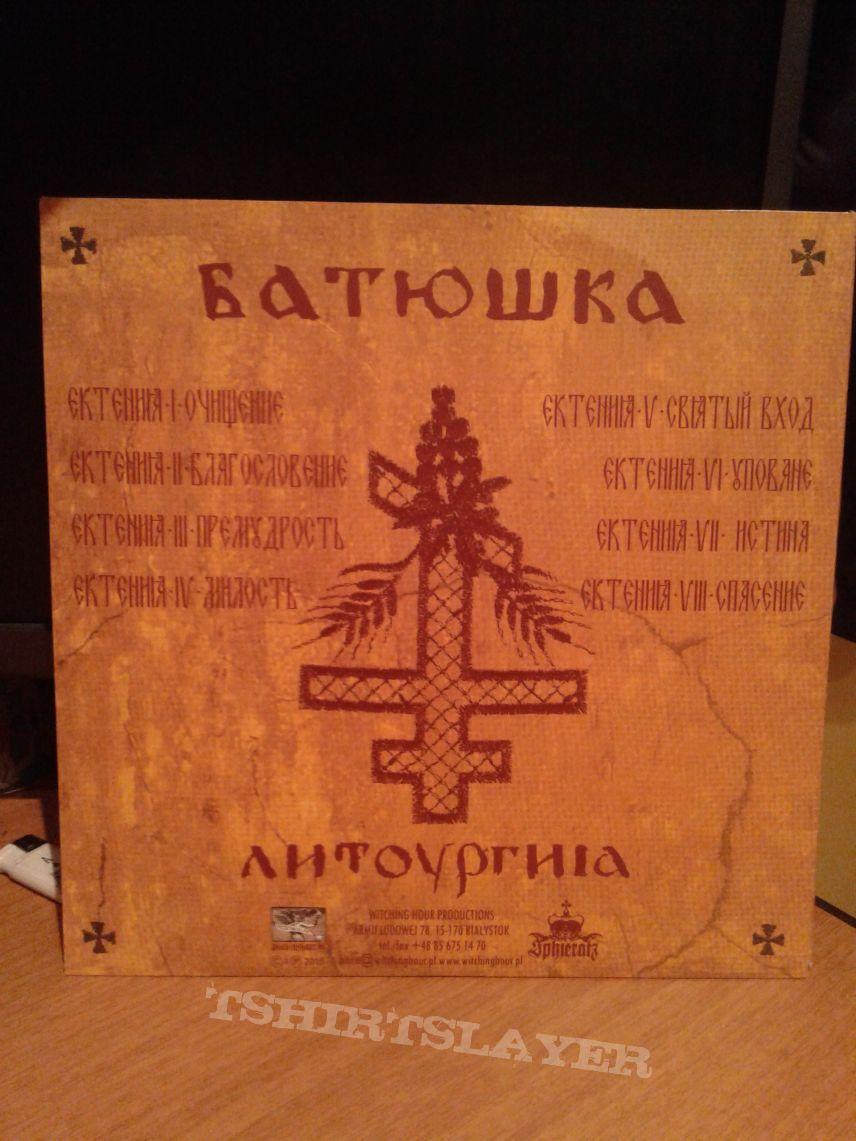 Batushka – Литоургиiа PicLp