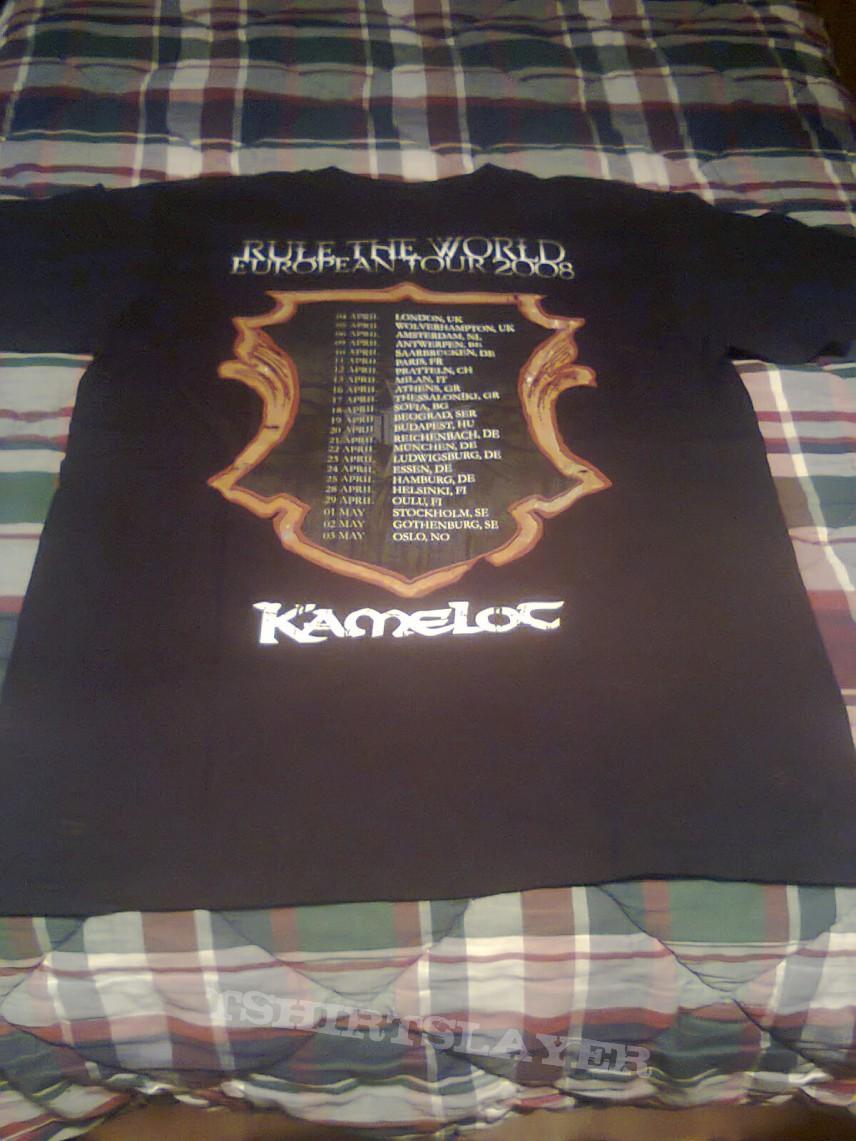 Kamelot Tour T-Shirt
