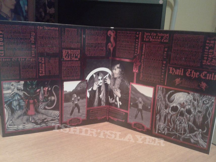 Inquisition – Into The Infernal Regions Of The Ancient Cult (2 LP Red)