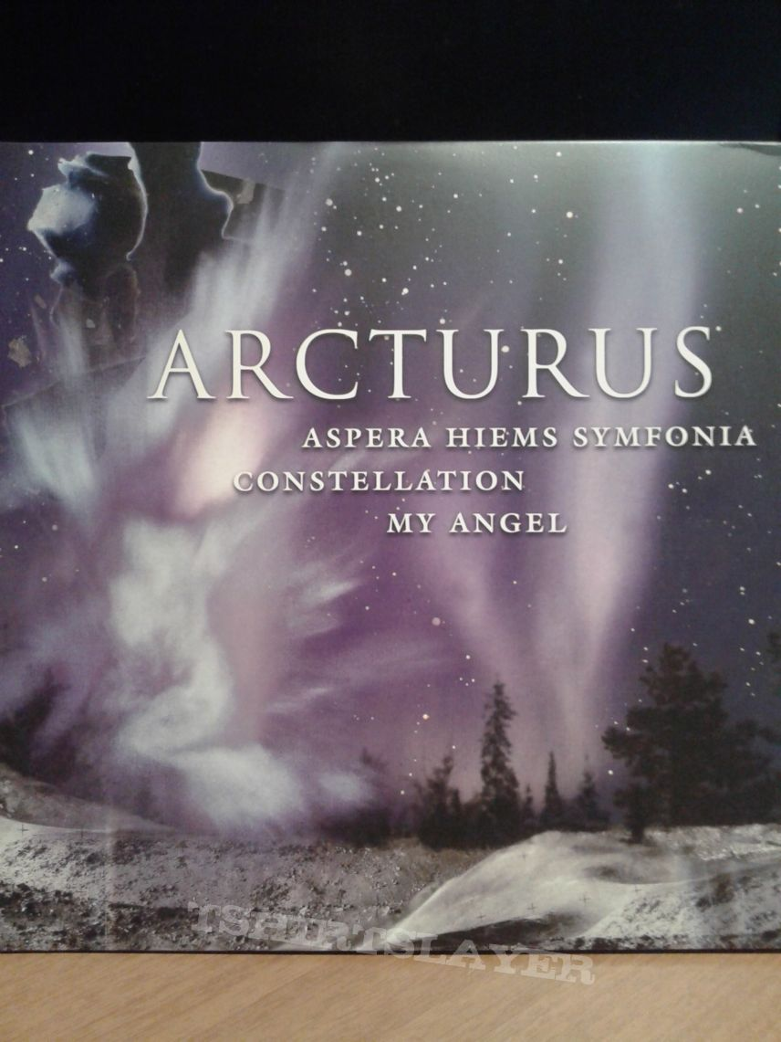 Arcturus ‎– Aspera Hiems Symfonia, Constellation And My Angel (2Lp)