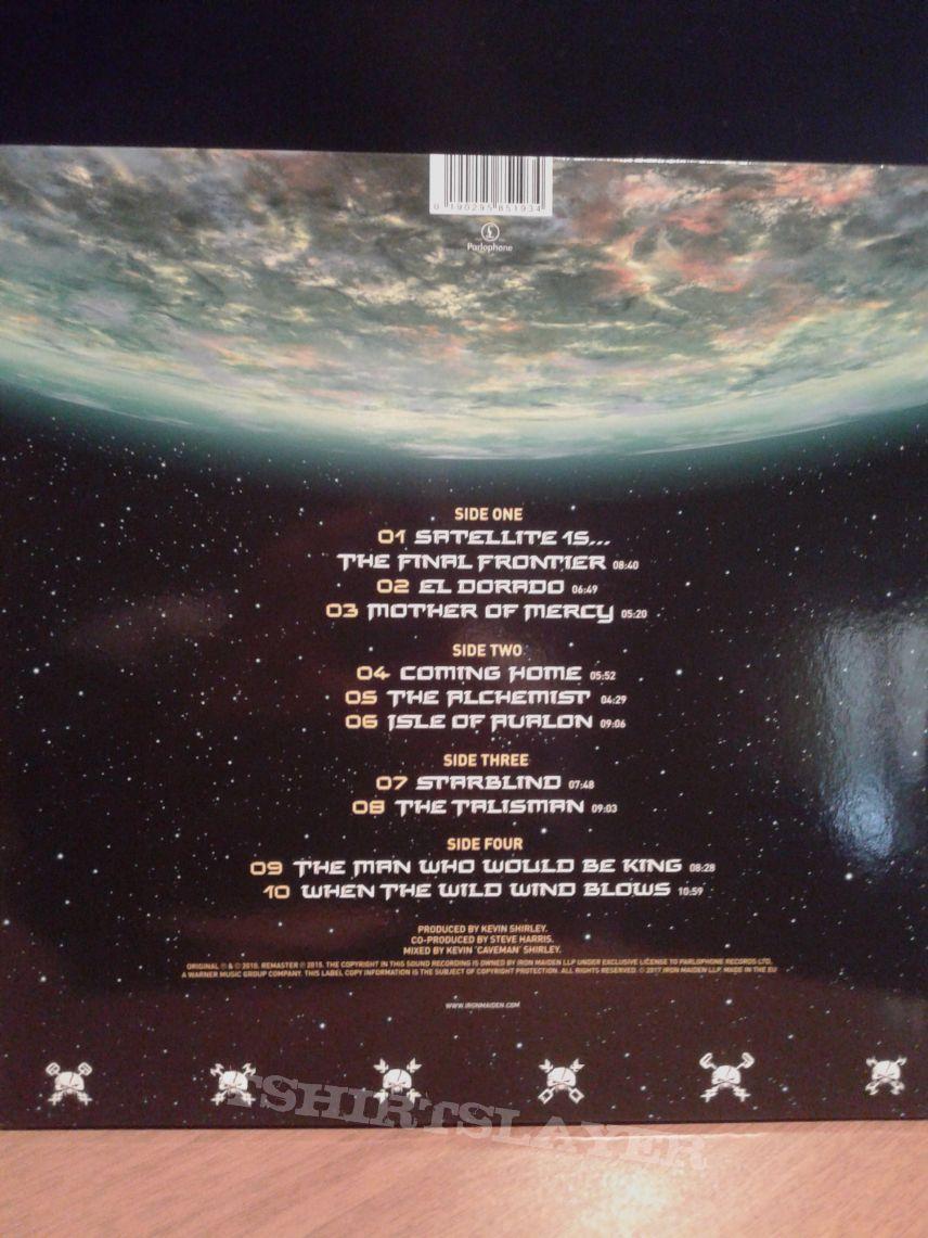 Iron Maiden – The Final Frontier 2Lp