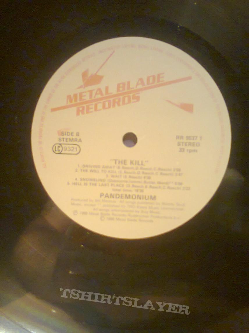 Pandemonium - The Kill Lp