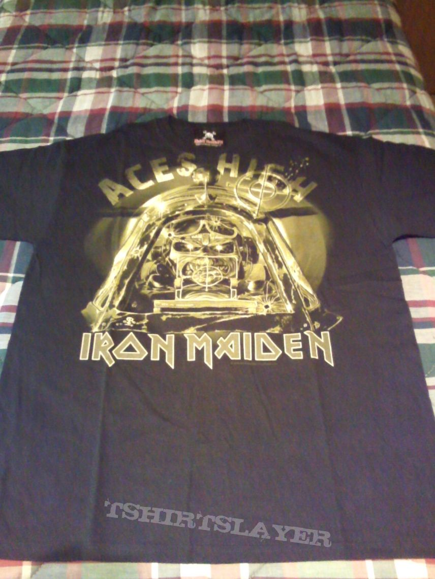 Iron Maiden - Aces High Tshirt