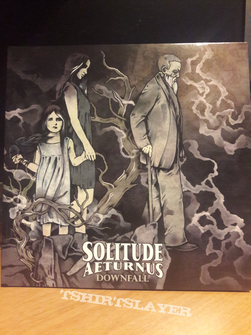 Solitude Aeturnus – Downfall  LP