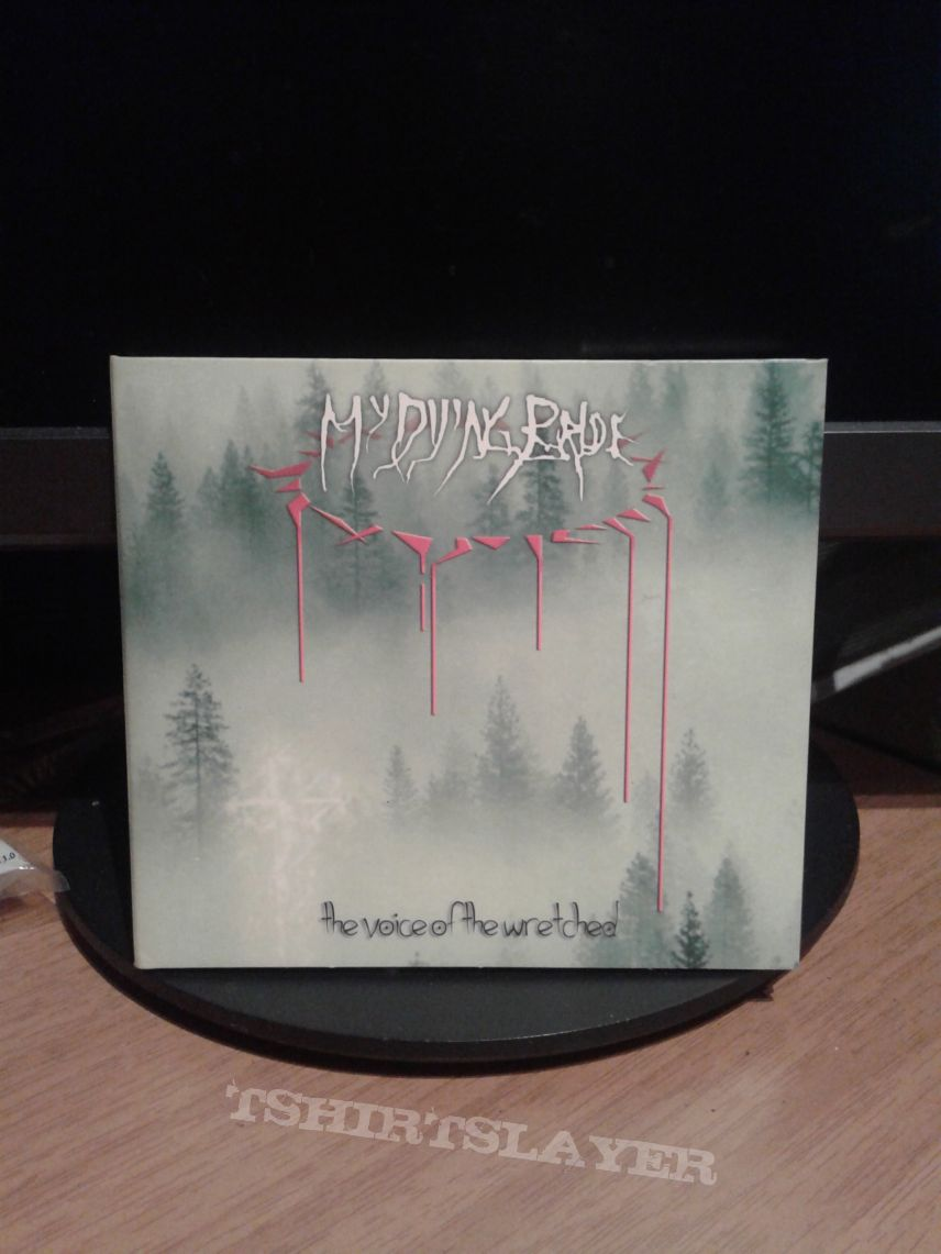 My Dying Bride – The Voice Of The Wretched