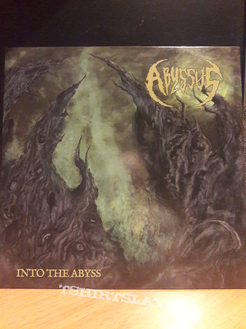 Abyssus – Into The Abyss (Green Lp)