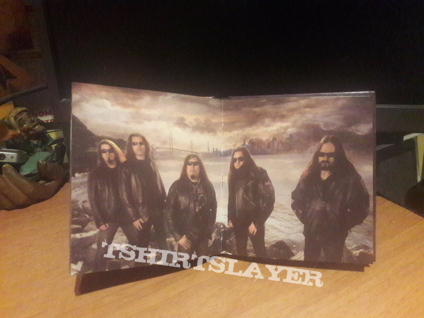 Testament – The Formation Of Damnation (Signed by Paul Bostaph)