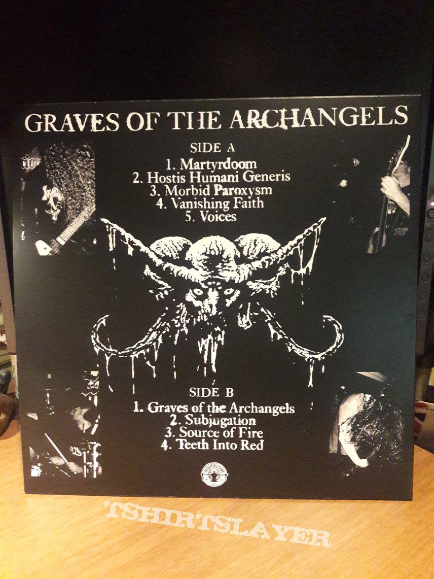 Dead Congregation ‎– Graves Of The Archangels LP
