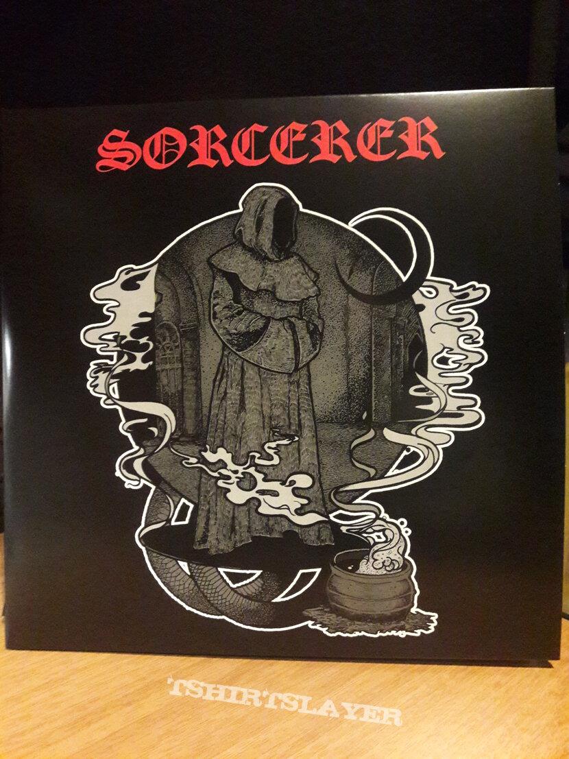 Sorcerer – Sorcerer  (2 Red LP)
