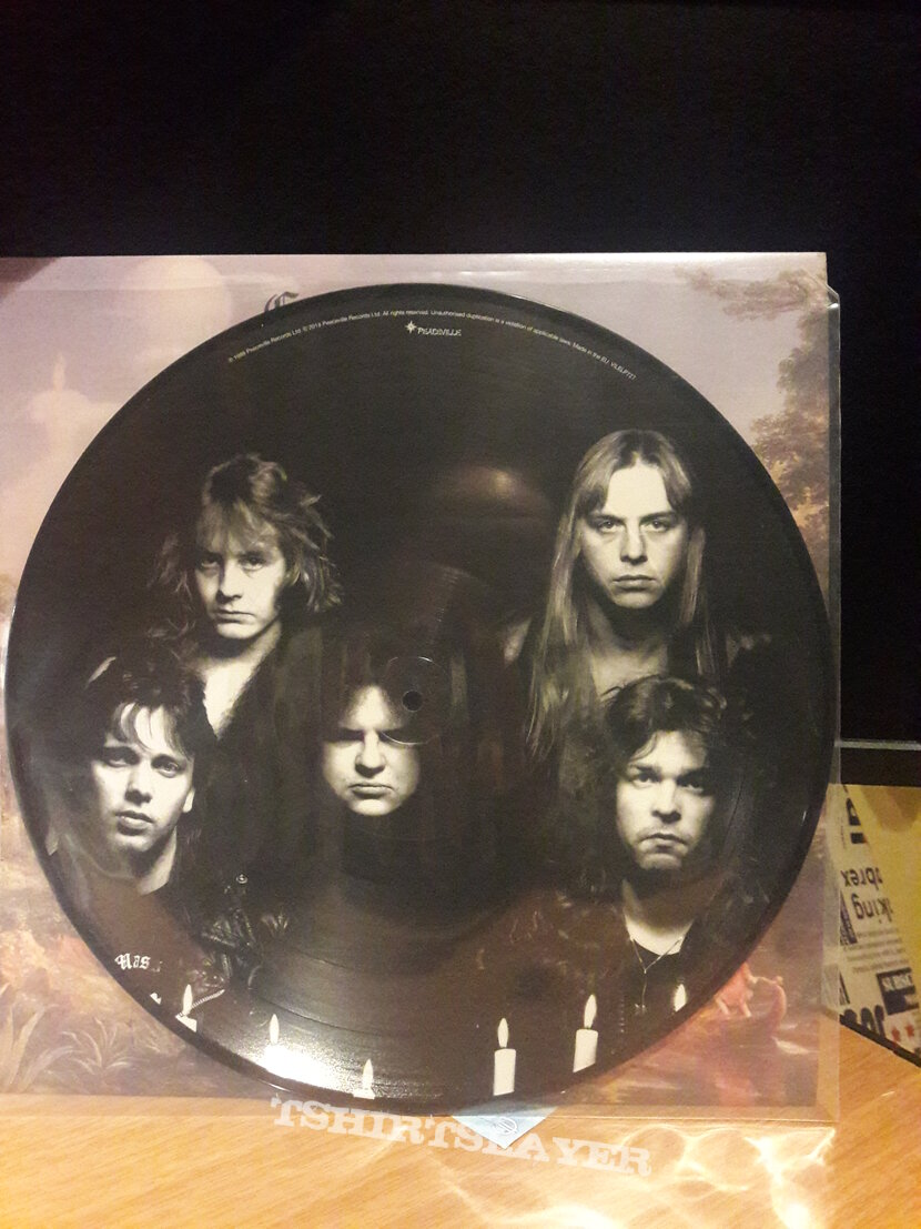 Candlemass – Ancient Dreams PicLP