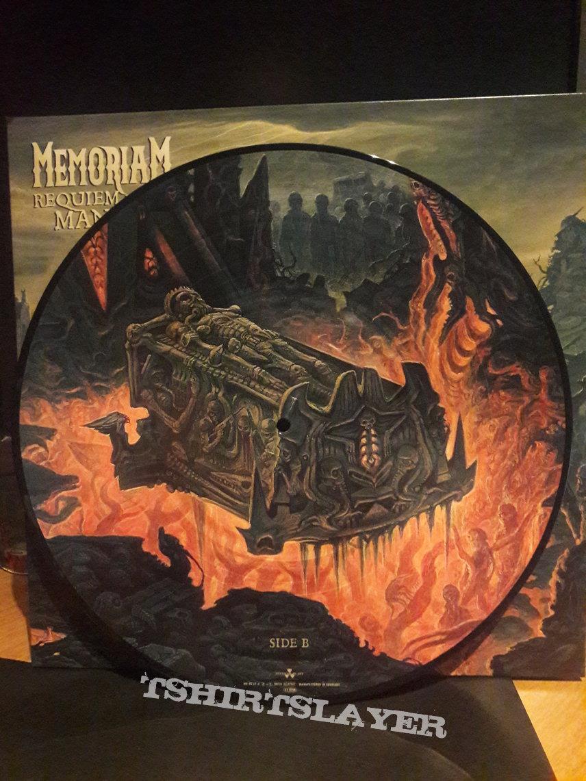 Memoriam – Requiem For Mankind PicLp