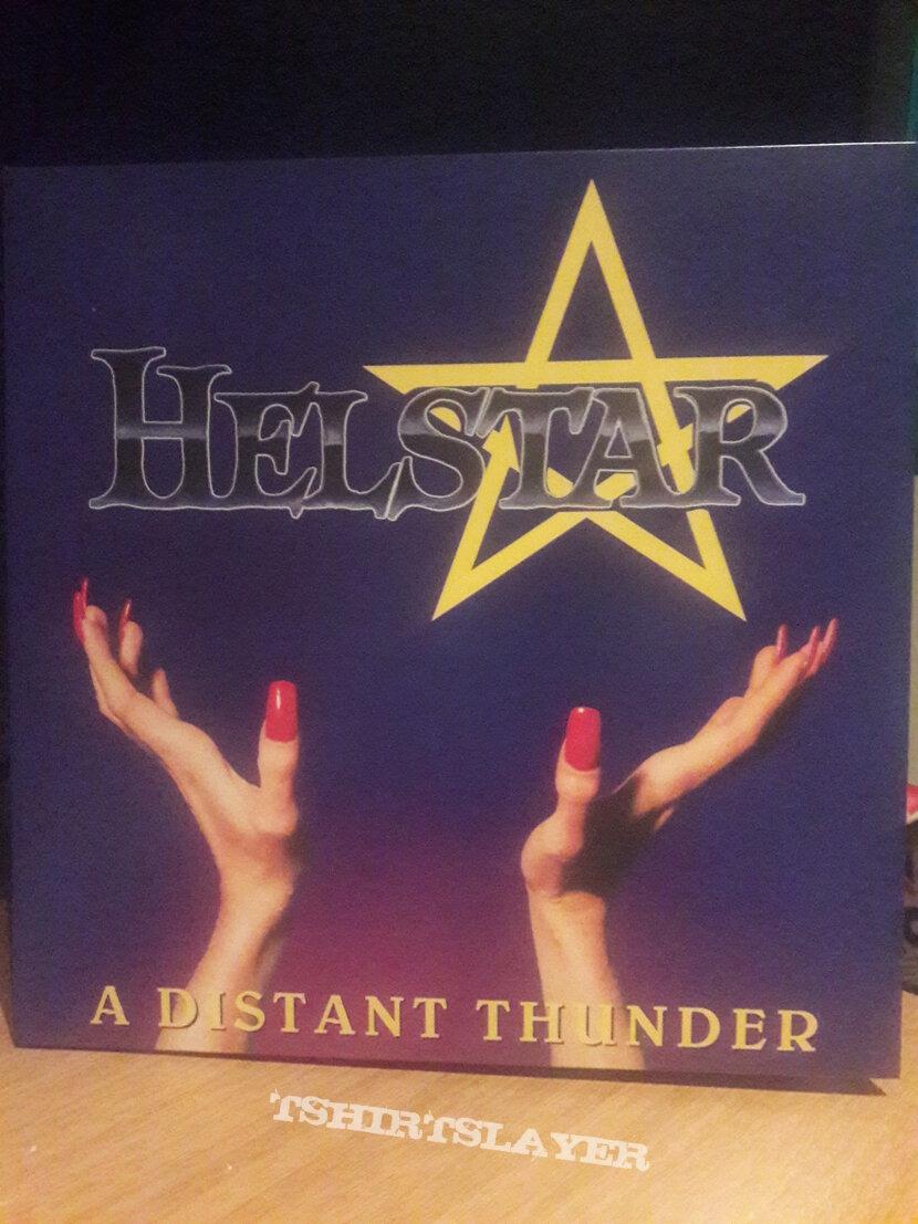 Helstar – A Distant Thunder LP