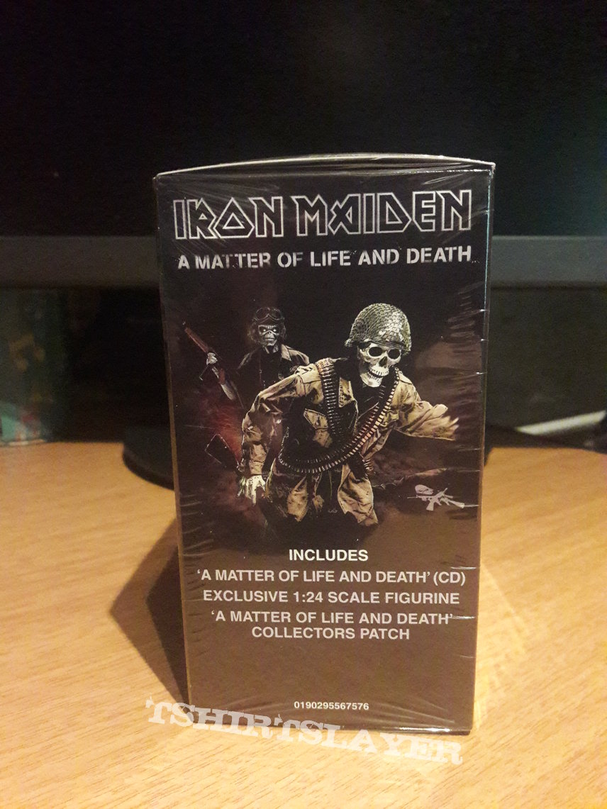 Iron Maiden – A Matter Of Life And Death (Collectors Box)