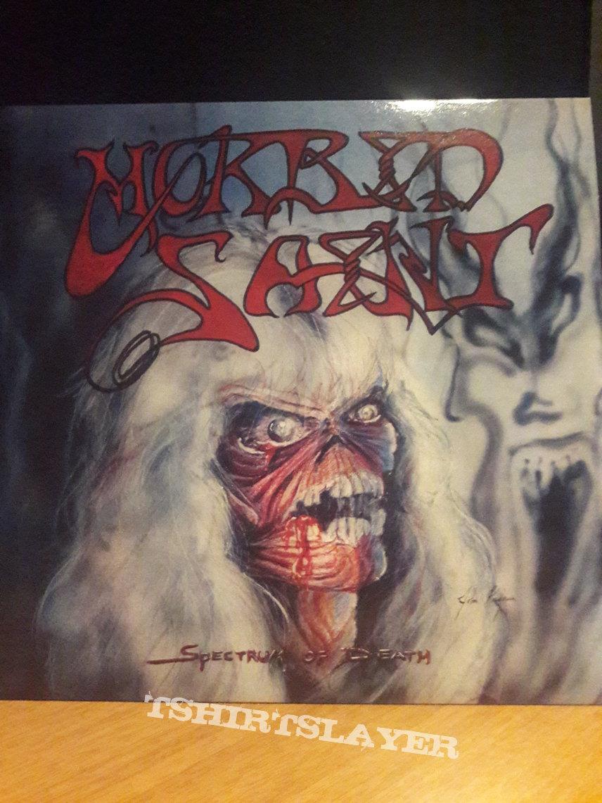 Morbid Saint – Spectrum Of Death (Electric Blue LP)