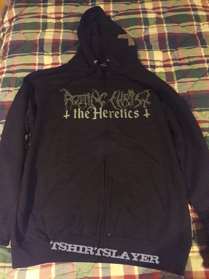 Rotting Christ The Heretics Hoodie