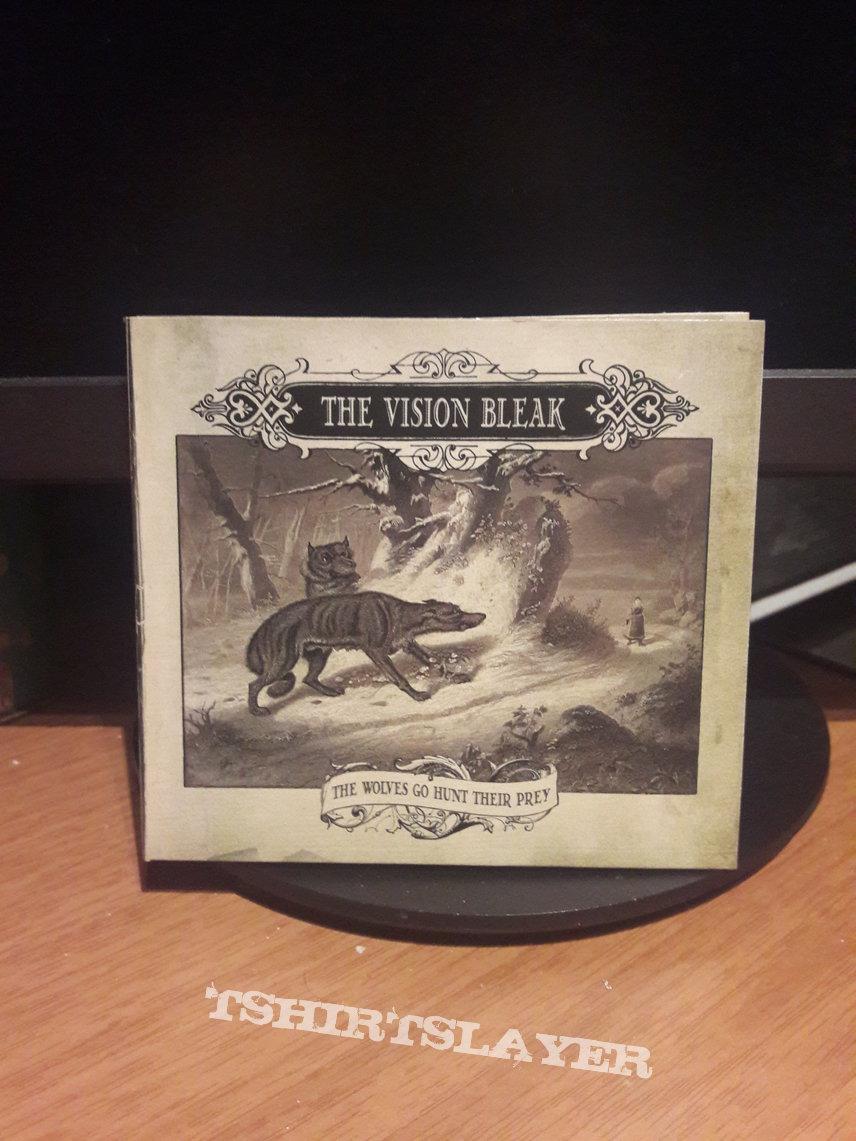 The Vision Bleak – The Wolves Go Hunt Their Prey