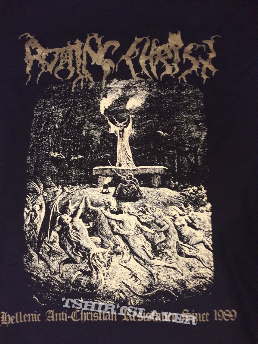Rotting Christ - Hellenic Antichristian Resistance Since 1989