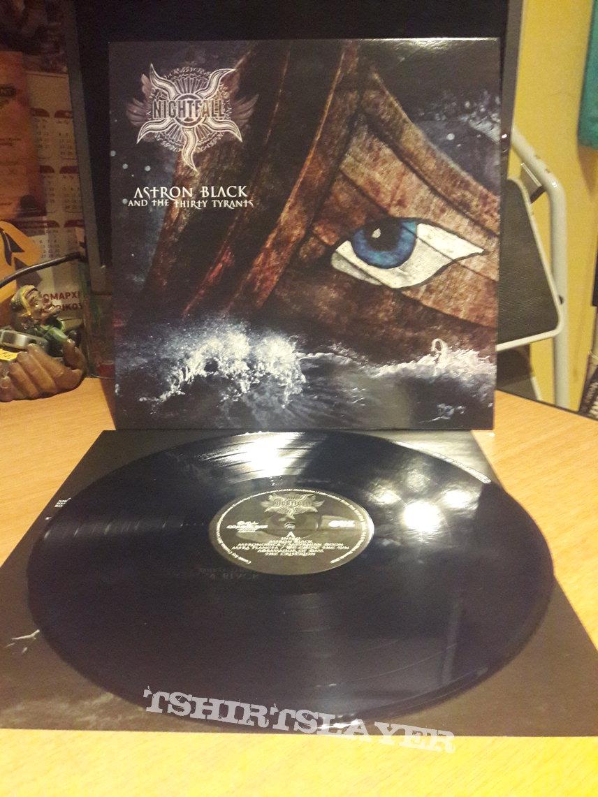 Nightfall – Astron Black And The Thirty Tyrants (Blue Lp)