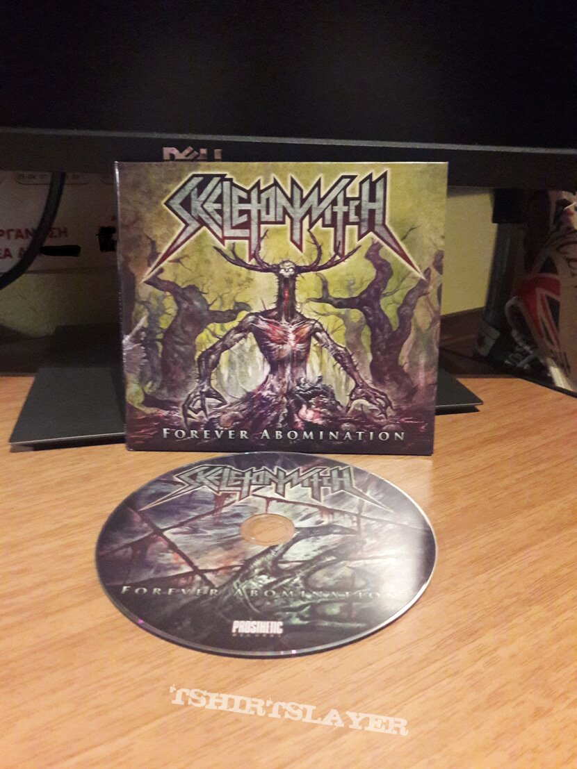 Skeletonwitch – Forever Abomination