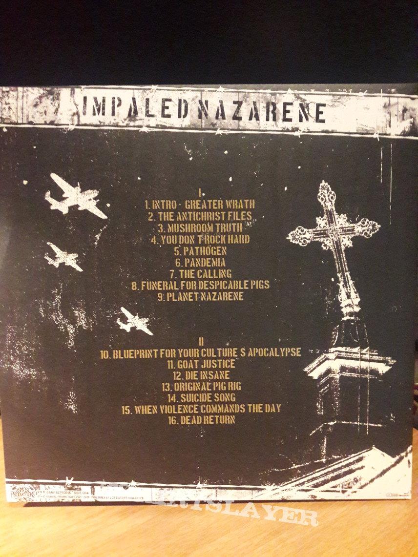 Impaled Nazarene – Manifest LP