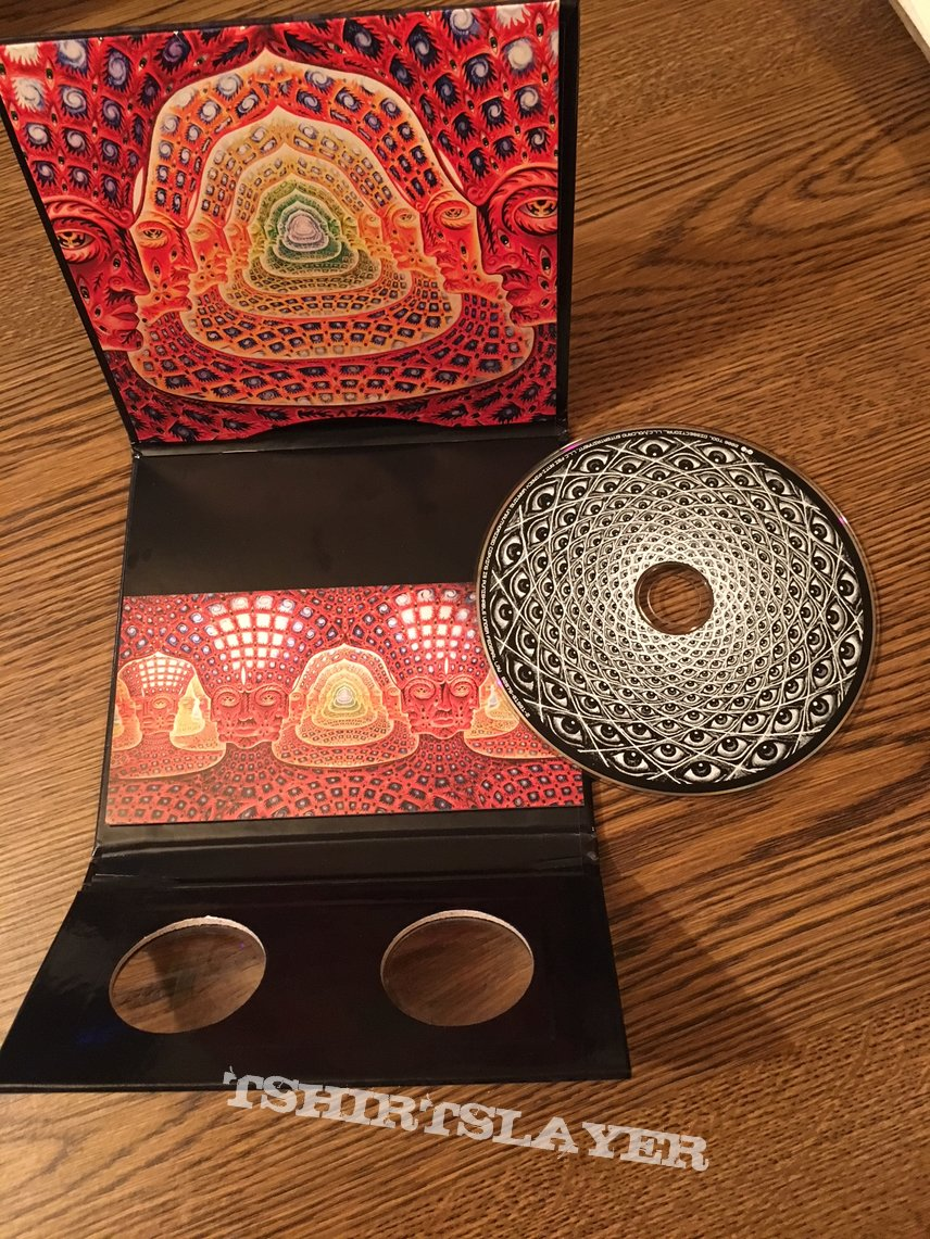 Tool 10,000 Days CD with Original Packaging | TShirtSlayer