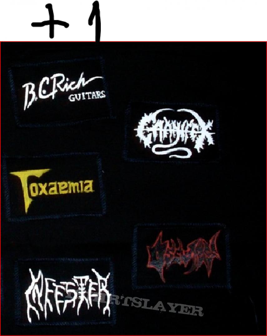Toxaemia, Ossuary , Infester