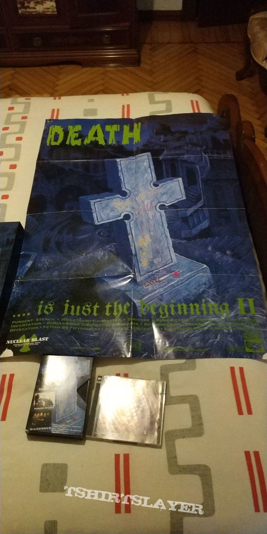 Death .... Is Just The Beginning II Vol. 2