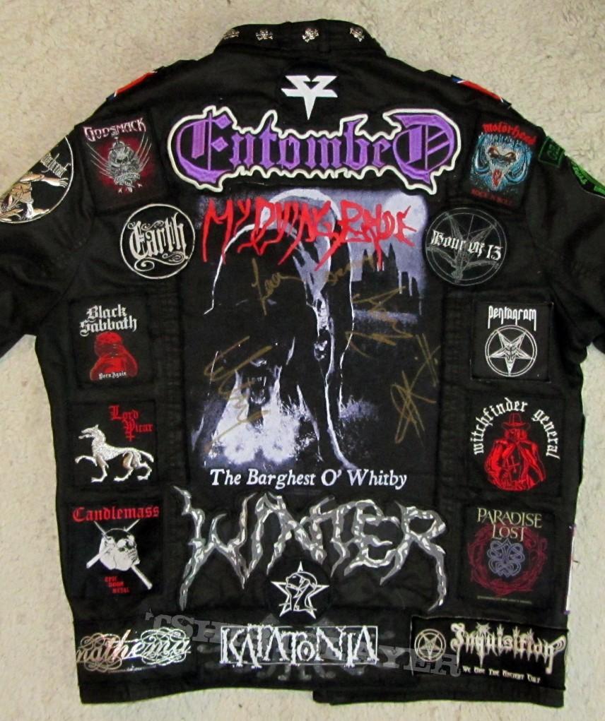 The Doom Tshirtslayer Tshirt And Battlejacket Gallery