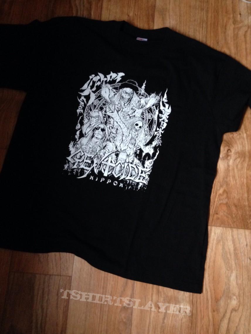 GENOCIDE Nippon tshirt