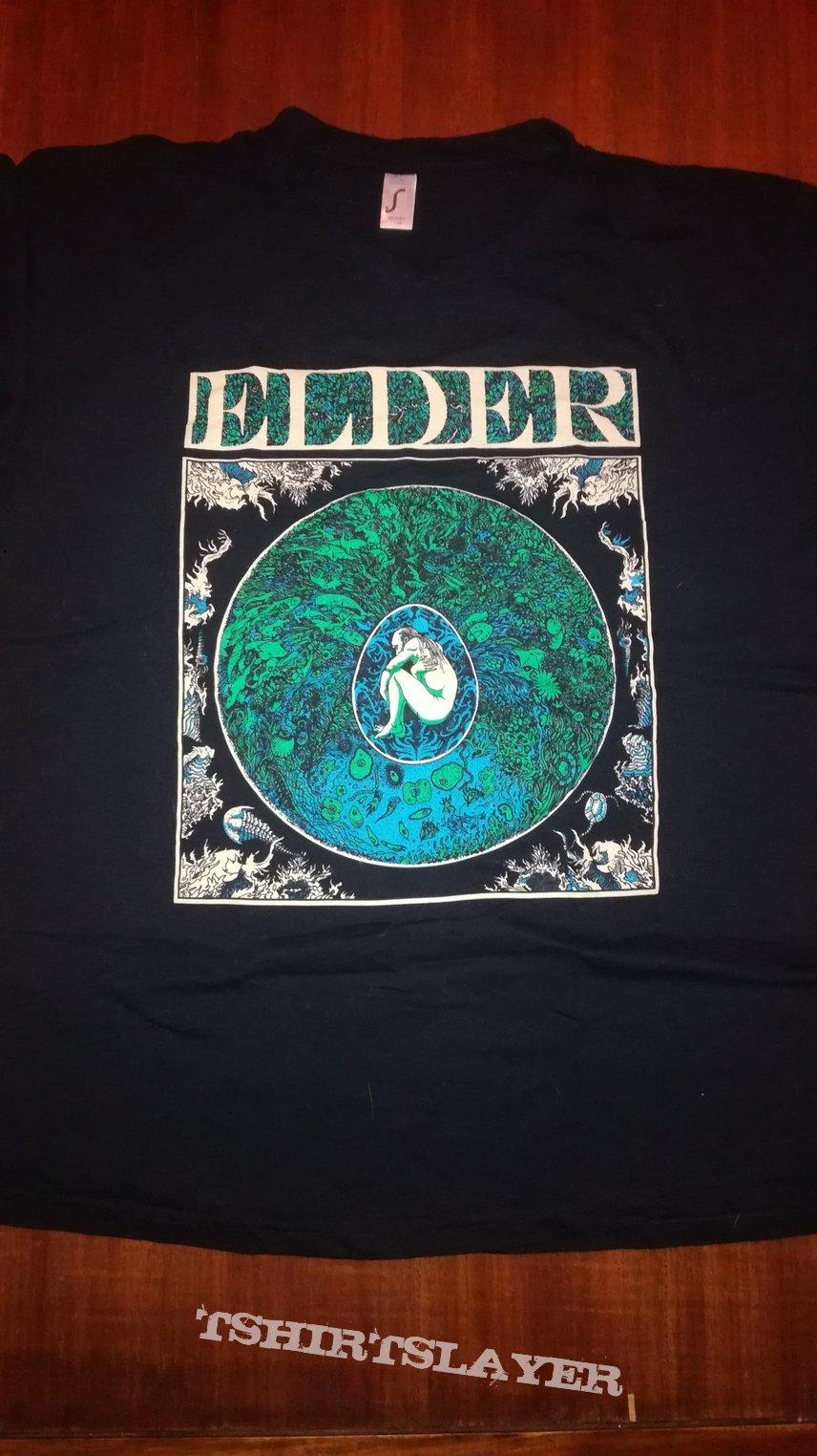 Elder - 2018 tour shirt