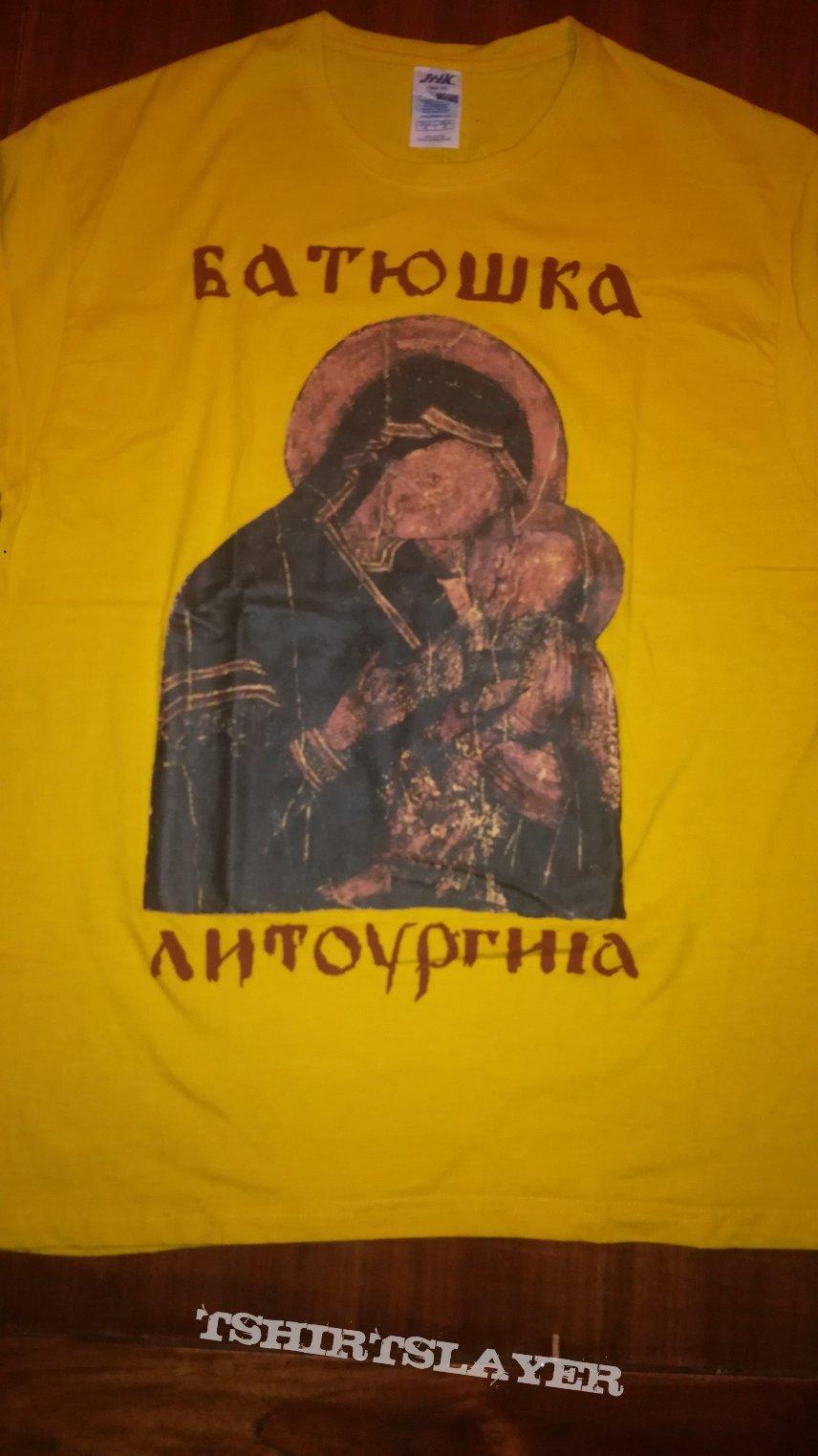 Batushka - 2018 tour shirt