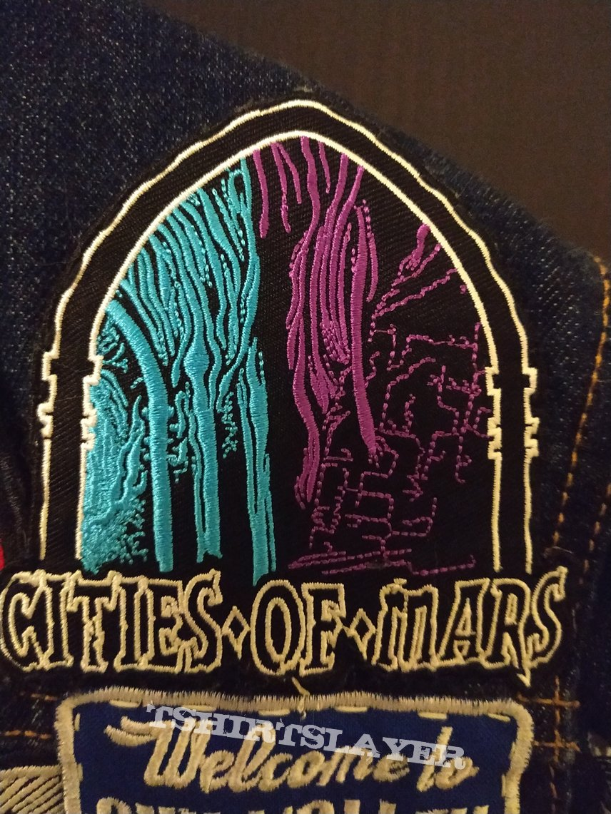 Cities of Mars - Official patch - first version
