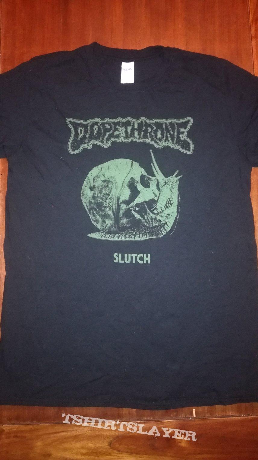 Dopethrone - 2018 tour shirt