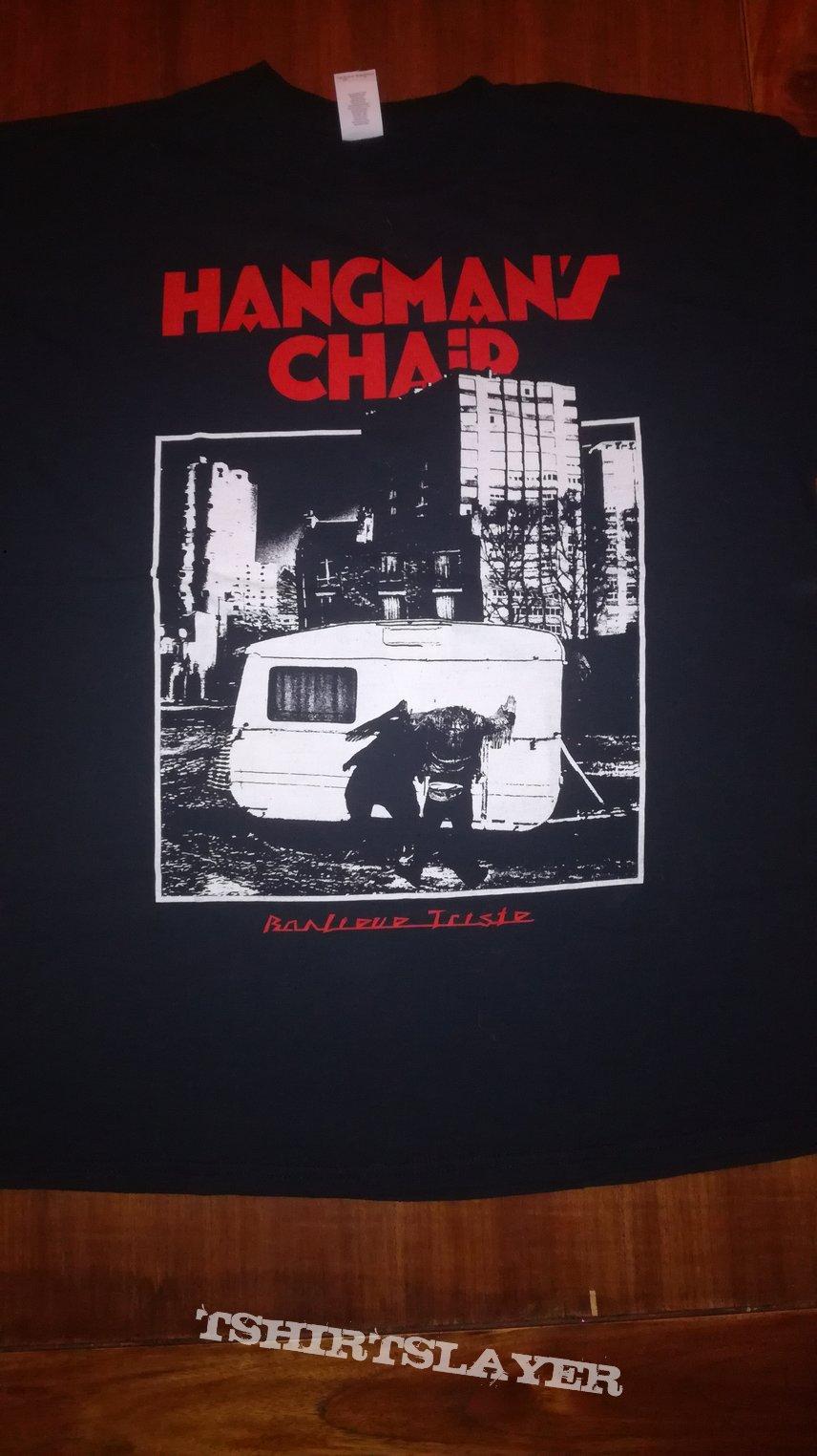 Hangman's Chair - Banlieue Triste - 2018 tour shirt