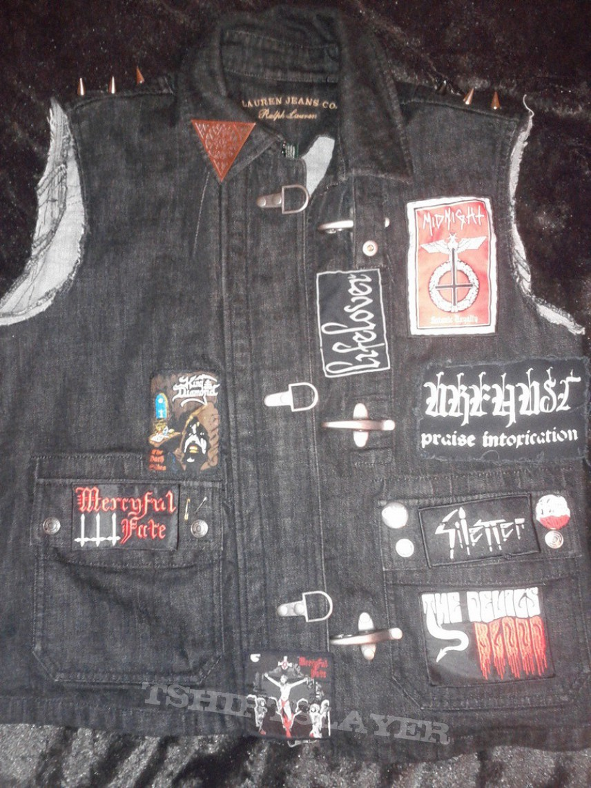 Battle Jacket - Occult Kutte (2 back patches)