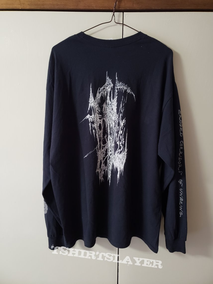 """Spectral Voice """"Eroded Corridors of Unbeing"""" Long Sleeve"""