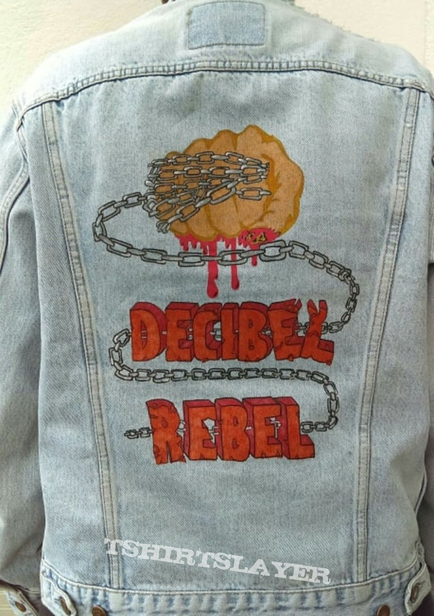 My everyday denim jacket