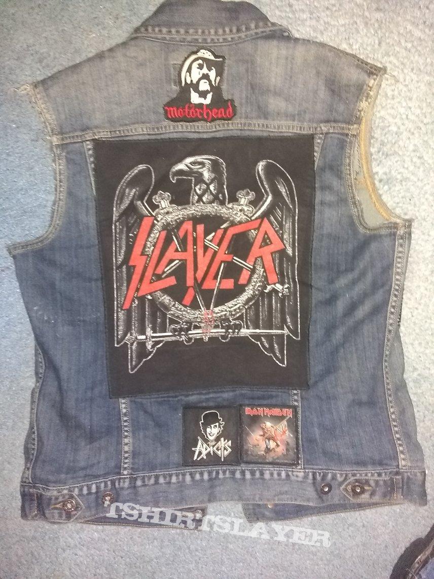My first battle vest (so far)