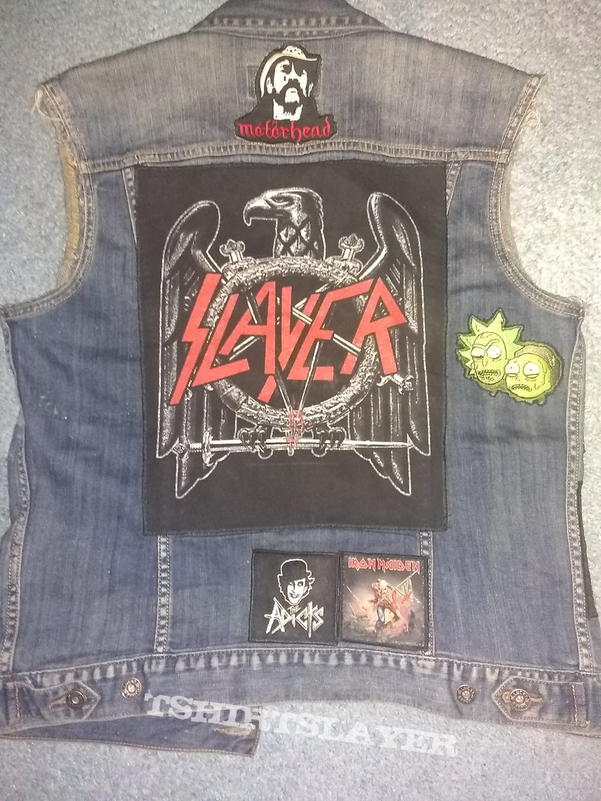 Battle vest first update