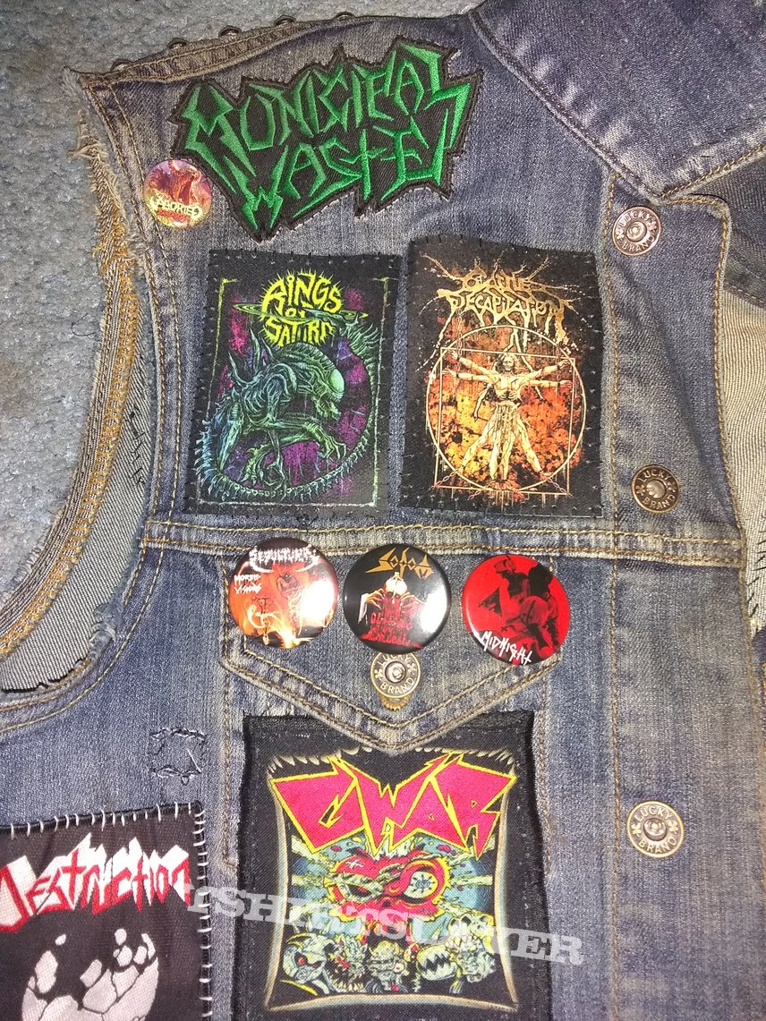 Battle vest third update