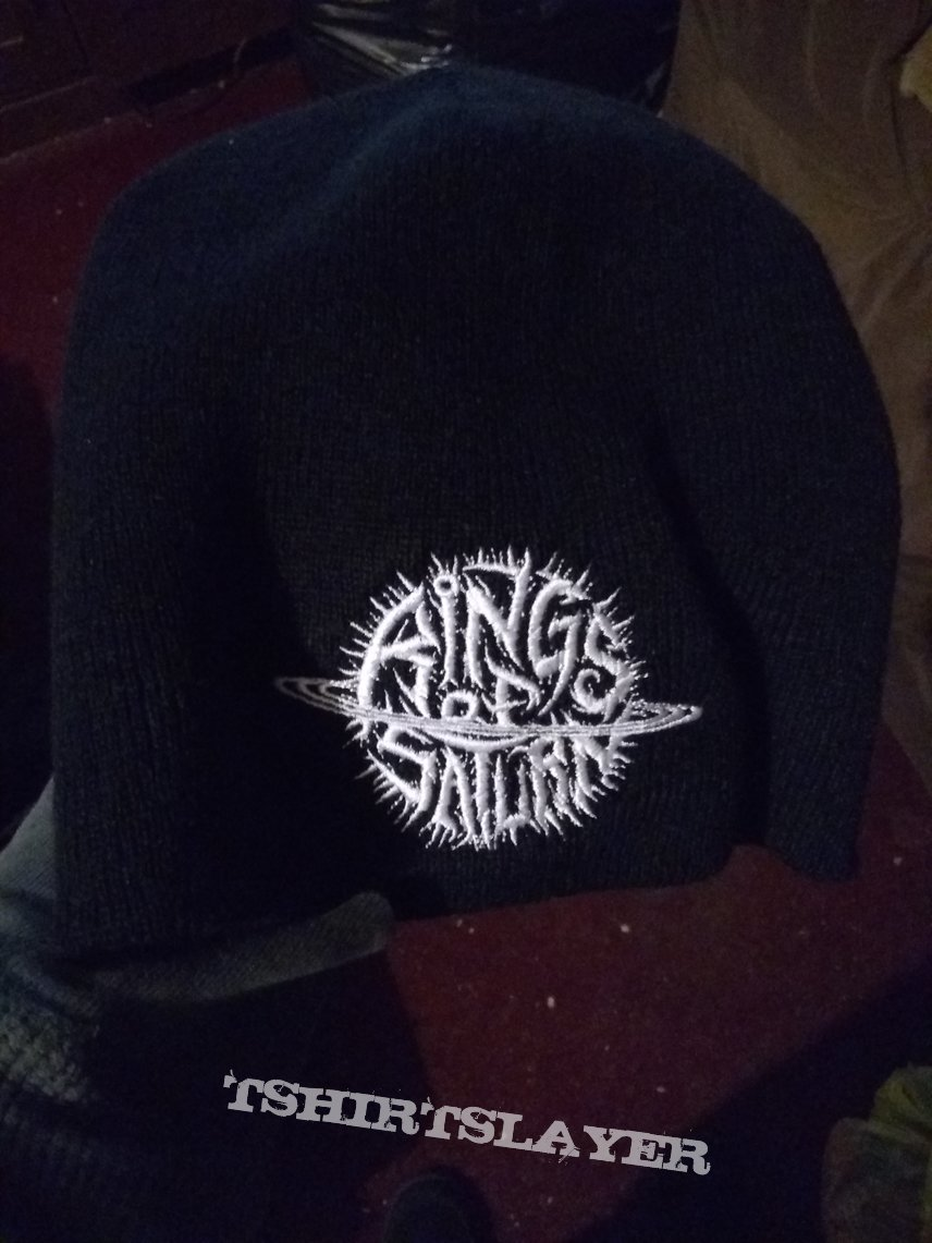 Rings Of Saturn Beanie
