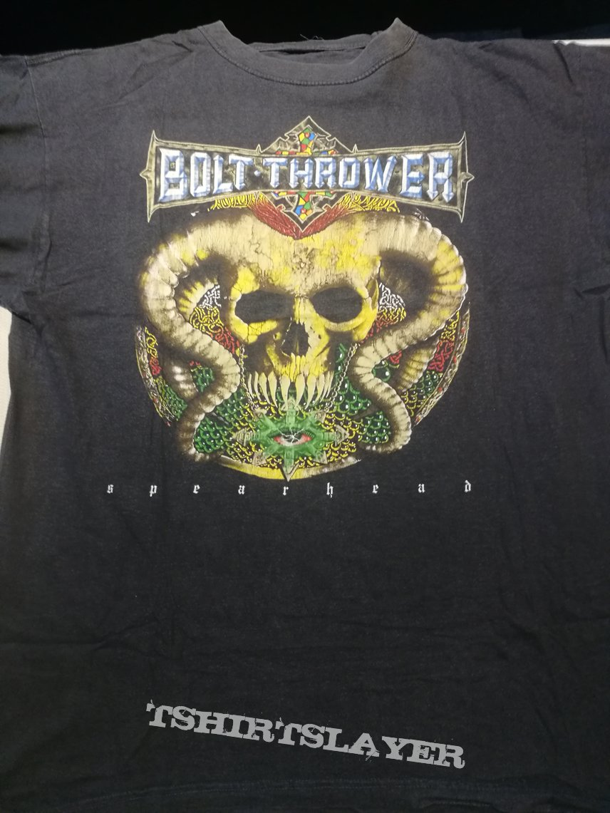 Bolt Thrower-U.K.1993 Tour-Shirt