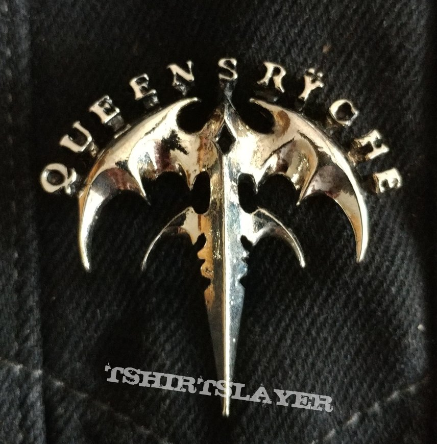 Queensryche pin