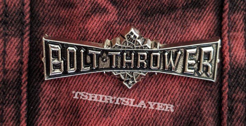 Bolt Thrower pin
