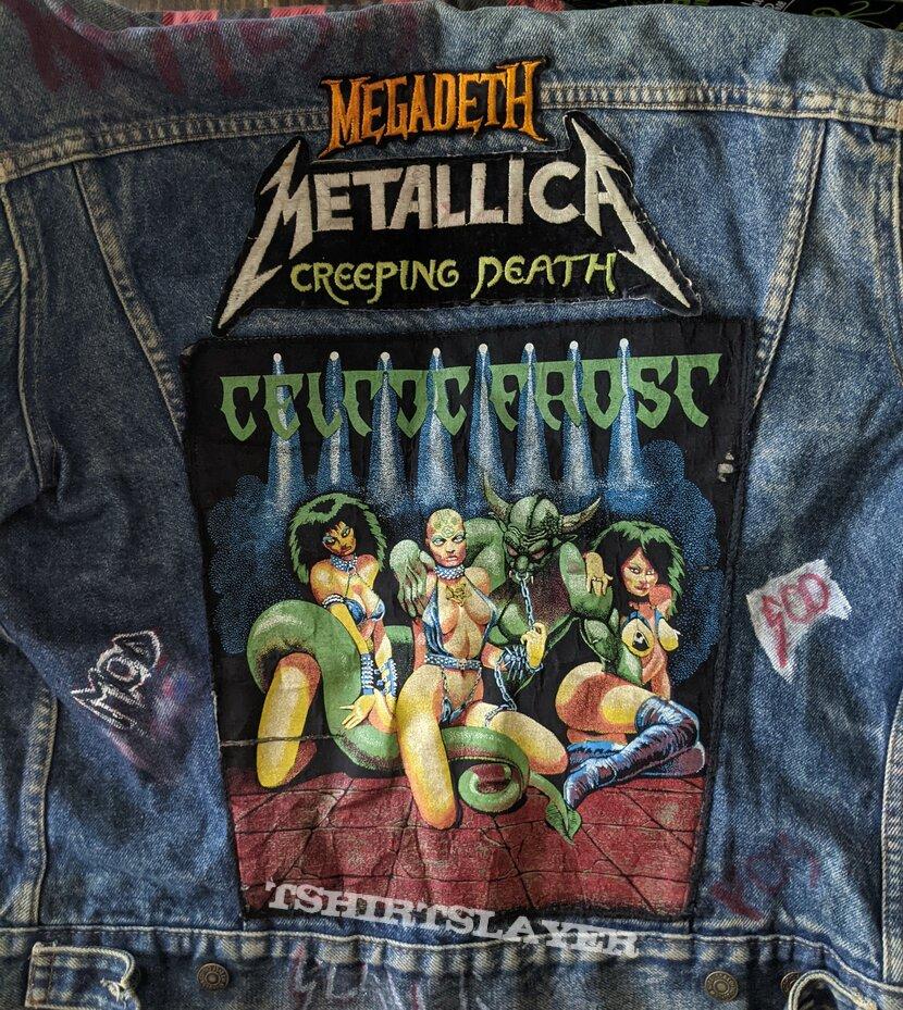 Old awesome battle jacket!